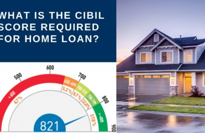 what is CIBIL Score required for Home loan