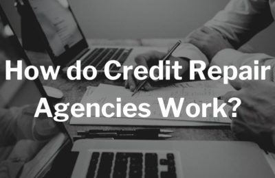 how do credit repair companies work