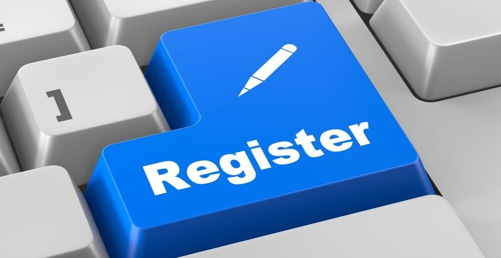 Signup/register with CIBIL